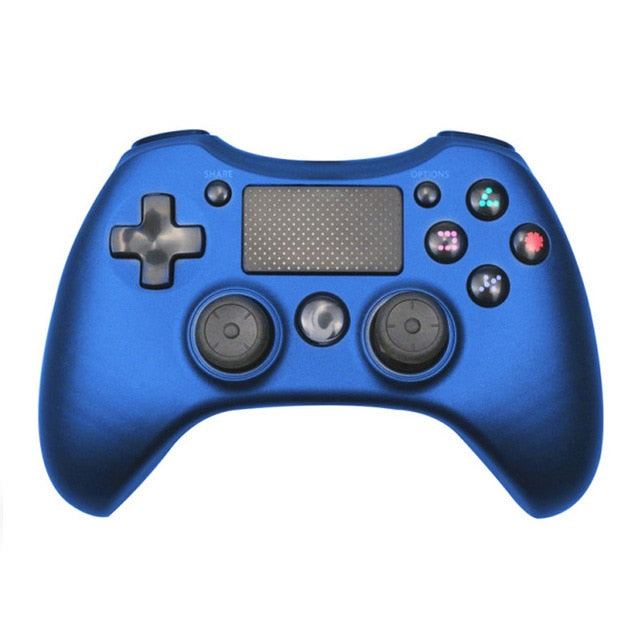 Azul Joystick Wireless Dualshock (PS4 e PS3)