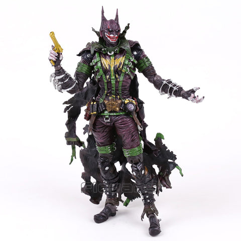 Action Figure (Batman Rogue The Joker Play Art Kai)