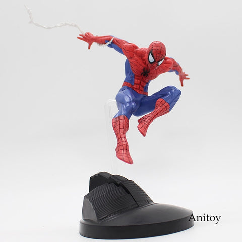 Action Figure Series Spider-Man