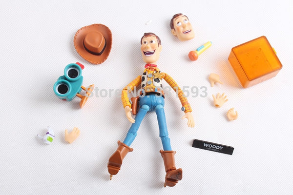 Action Figure WOODY Toy Story