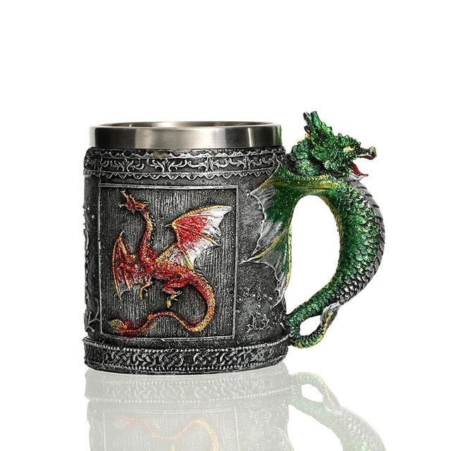 Caneca Dragon 450ml