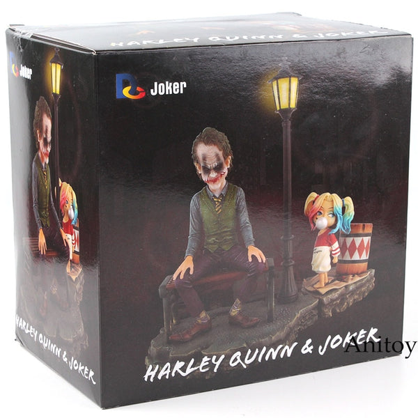 Action Figure Harley Quinn & Joker