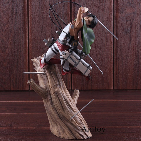 Action Figure Attack on Titan (Levi Rivaille)