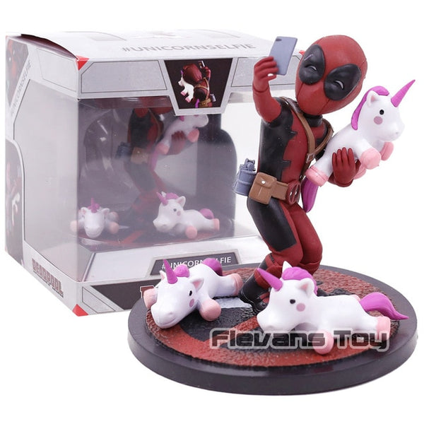 Action Figure Deadpool Unicornio