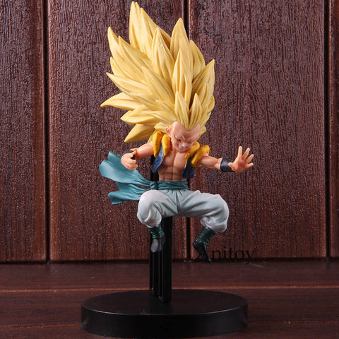 Action Figure Super Saiyan Gotenks