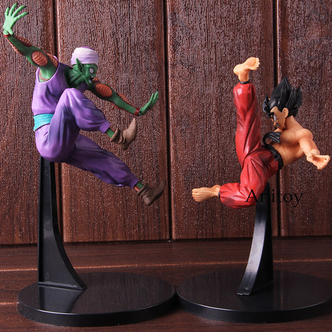 Action Figure Dragon Ball Z (Piccolo ou Goku)
