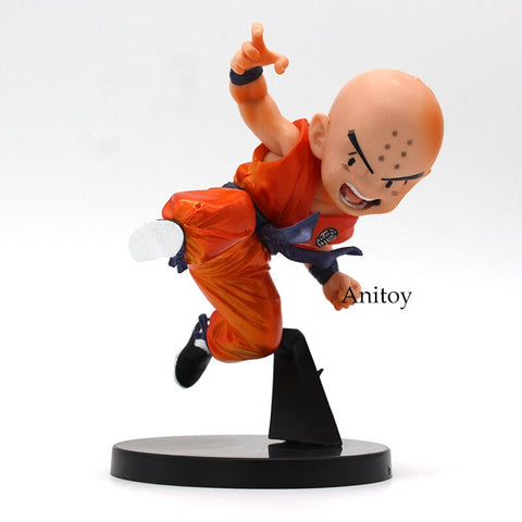 Action Figure Kuririn Fight