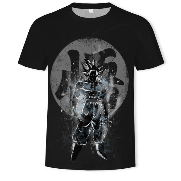 Camiseta Dragon Ball GOKU Black