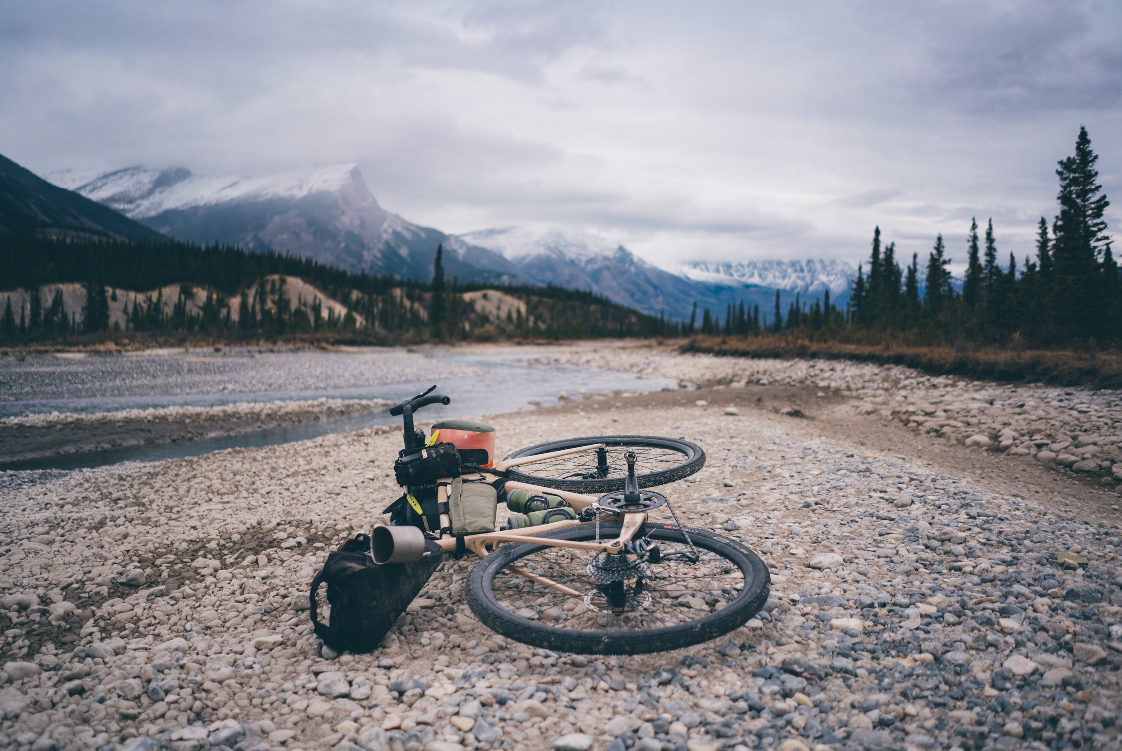 From the Field: Ben Johnson Heads to the Bikepack Canada Summit