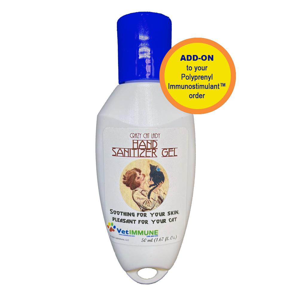 Crazy Cat Lady Hand Sanitizer