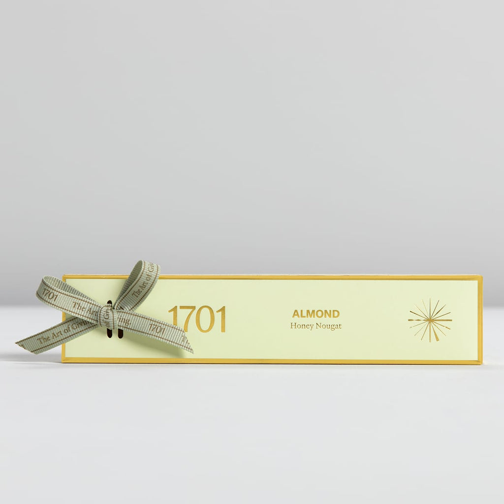 Almond Nougat Bar (100g) - 1701 Luxury Gifting and Honey Nougat - Order Online Johannesburg South Africa