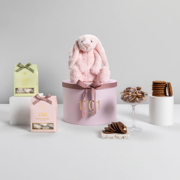 Pink Gift Box - 1701 Nougat & Luxury Gifting (Pty) Ltd