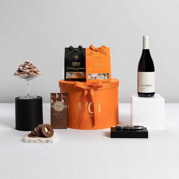 Sommelier's Choice - 1701 Luxury Gifting and Honey Nougat - Order Online Johannesburg South Africa