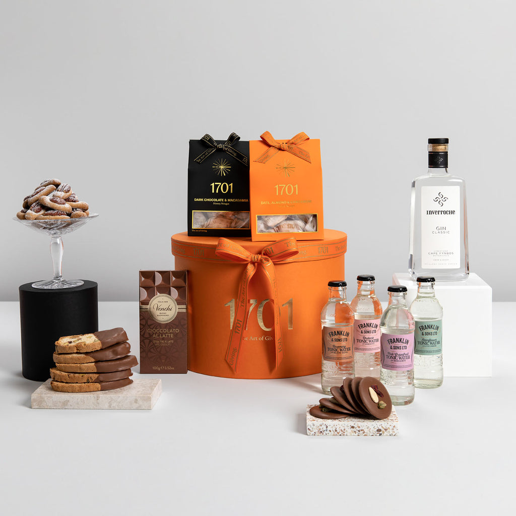 Mother's Ruin Gift Box - 1701 Luxury Gifting and Honey Nougat - Order Online Johannesburg South Africa