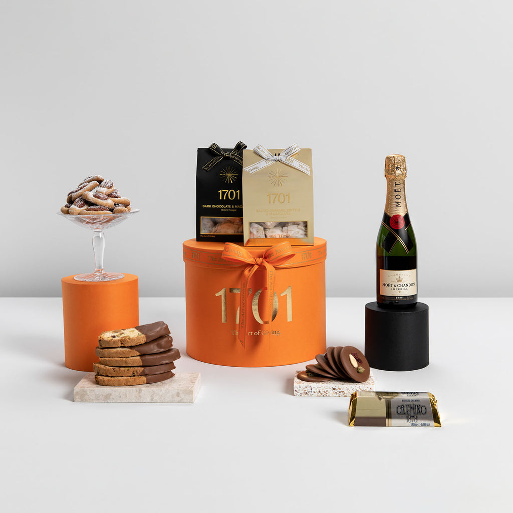 The Revelry Gift Box - 1701 Nougat & Luxury Gifting (Pty) Ltd