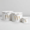 Nougat Filled Large Hat Box (3kg, +/- 150 Pieces) - 1701 Luxury Gifting and Honey Nougat - Order Online Johannesburg South Africa