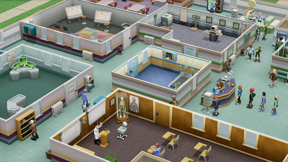 Two Point Hospital [Online Game Code]