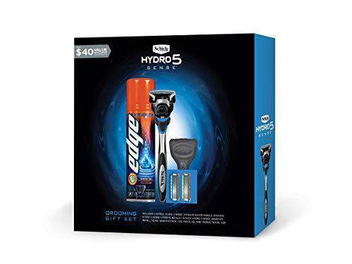 Schick Hydro Sense Razors for Men Gift Set