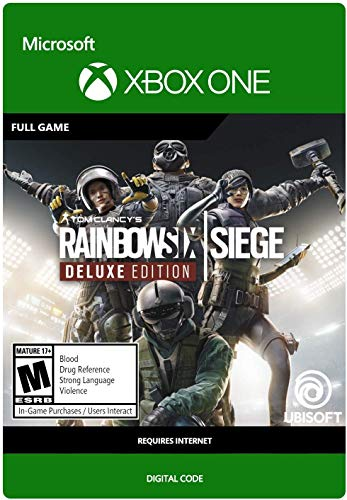 Tom Clancy's Rainbow Six Siege: Year 5  Deluxe Edition - Xbox One [Digital Code]