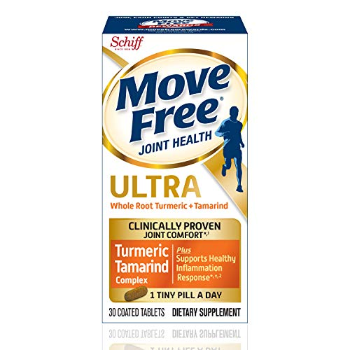 Turmeric & Tamarind Ultra Joint Health Supplement, Move Free (30 Tablets per pack) EXP 04/21