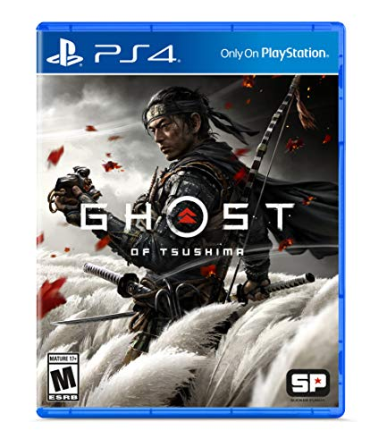 Ghost of Tsushima - PlayStation 4  PS4 [ Digital Code ]