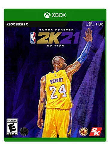 NBA 2K21 Mamba Forever Edition - Xbox Series X Mamba Forever Edition [ Digital Download]