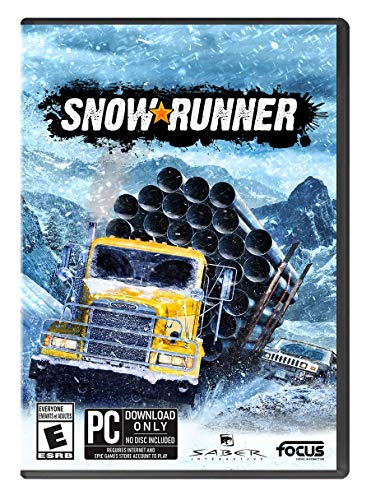 Snowrunner Digital Download Code [ Email Delivery] - Full Game