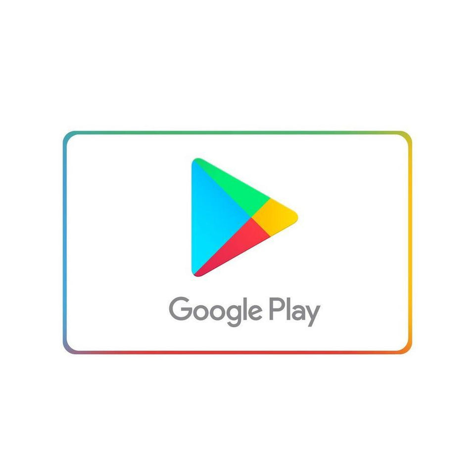 Google Play Digital Code