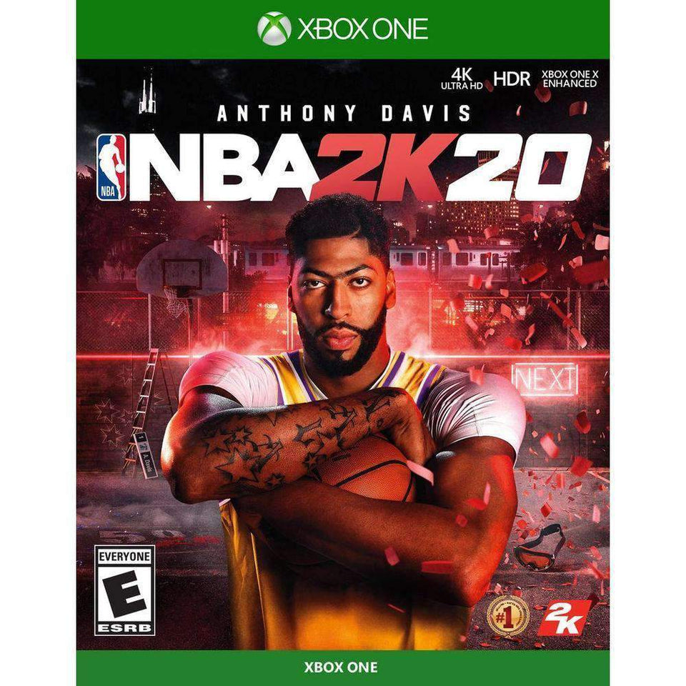 NBA 2K20  - Xbox One Digital Download Code [ Email Delivery]