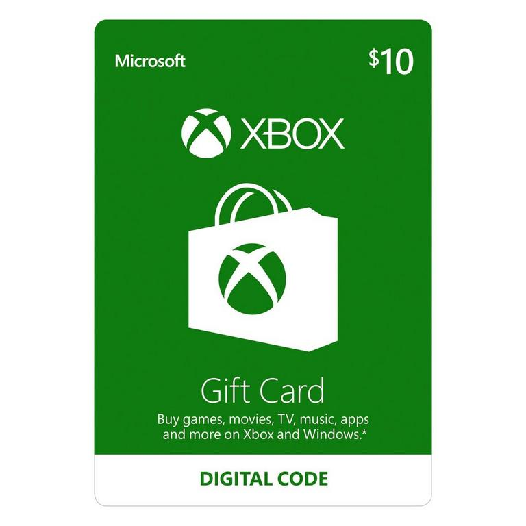 Xbox Live Gift Code [ Digital Delivery]