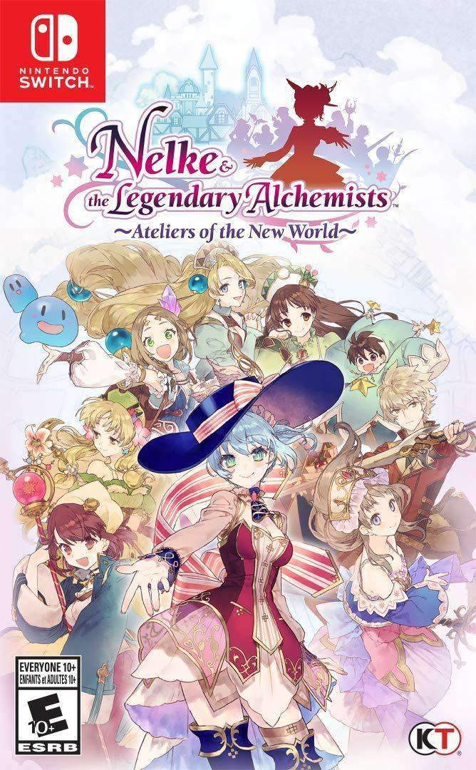Nelke & the Legendary Alchemists ~Ateliers of the New World~ [Online Game Code]