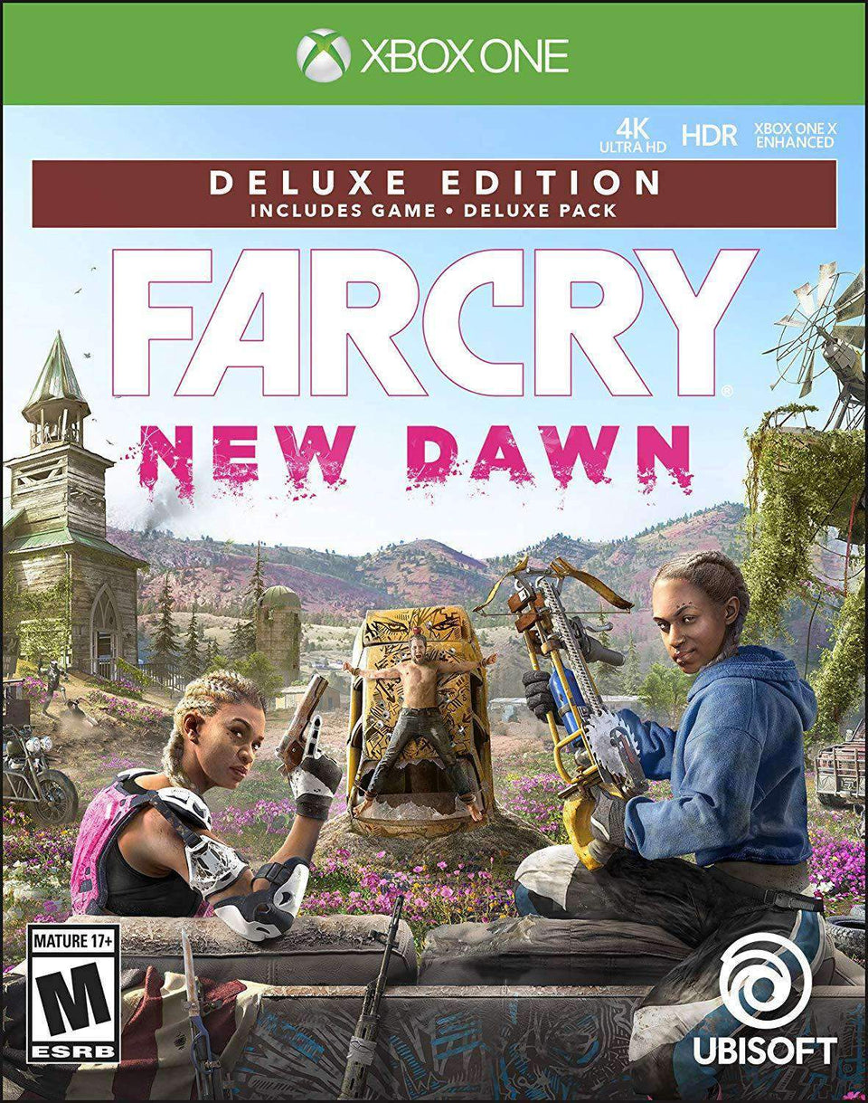Far Cry New Dawn: Deluxe Edition Xbox One [Digital Code]