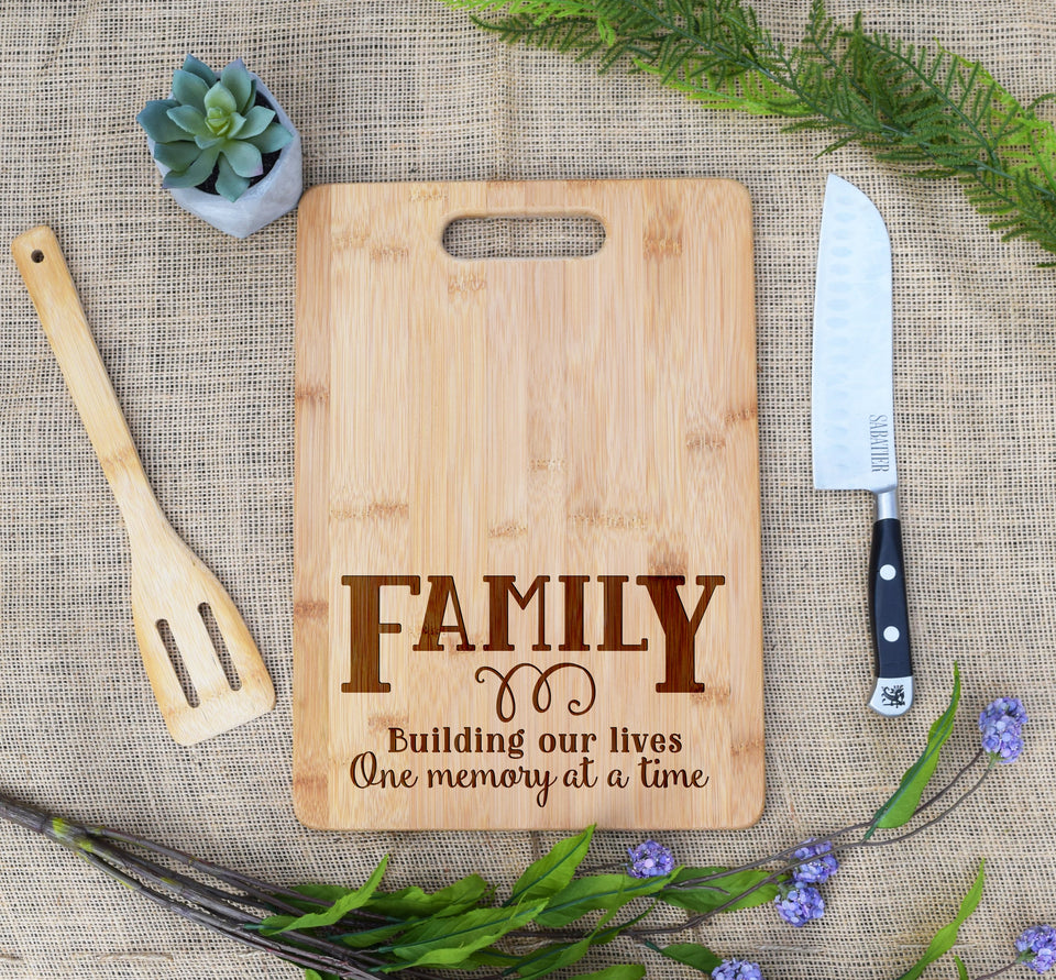 Family Rectangular Board