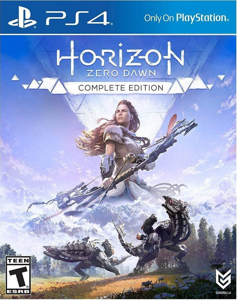 Horizon Zero Dawn: Complete Edition [ Digital Code]
