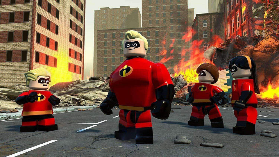 LEGO Disney•Pixar's The Incredibles [Online Game Code]