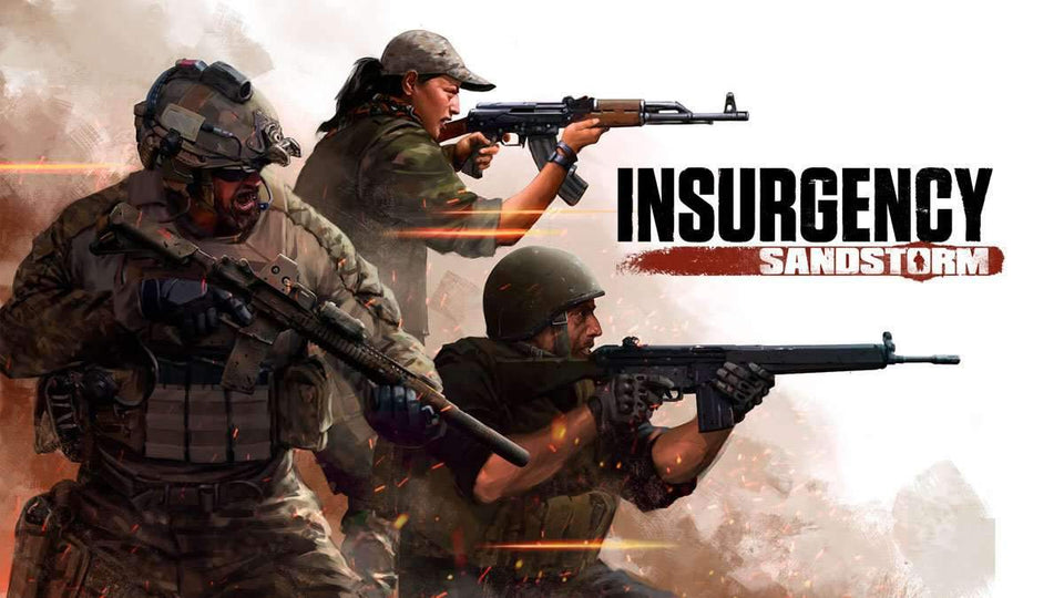 Insurgency: Sandstorm [Online Game Code]