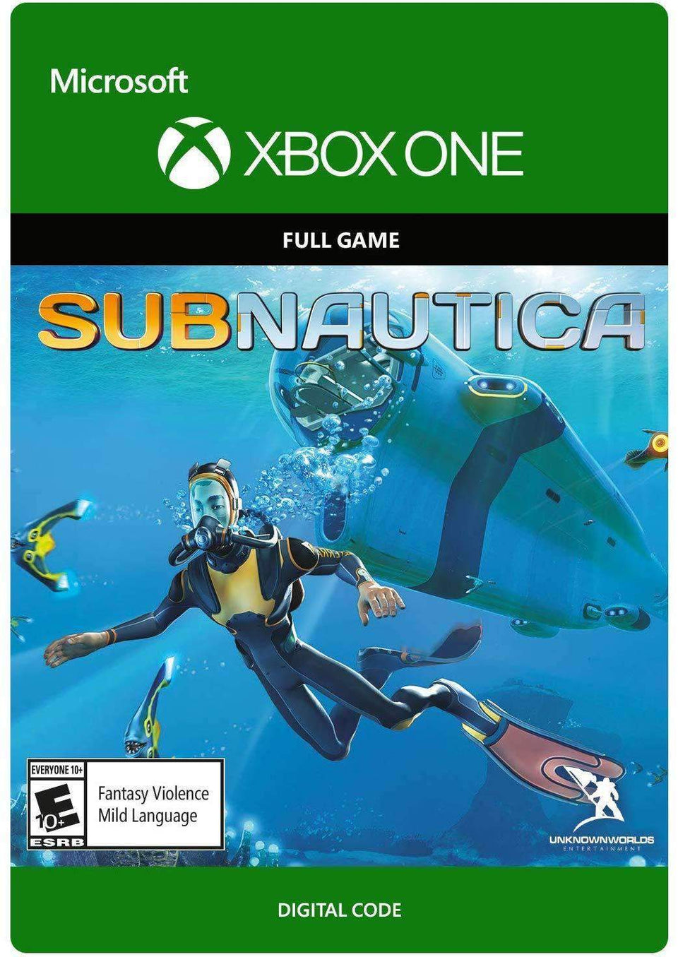 Subnautica Xbox One [Digital Code]
