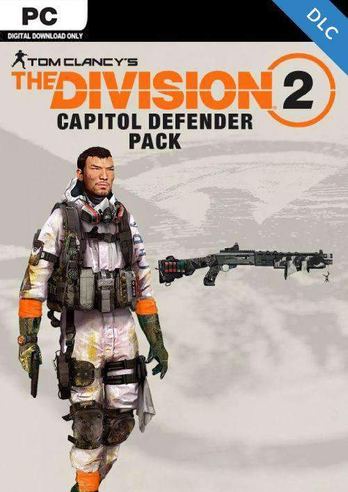 Tom Clancys The Division 2 PC - Capitol Defender Pack DLC