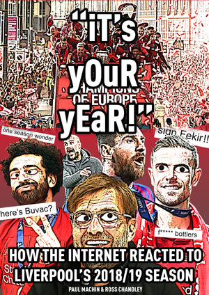 """iT's yOuR yEaR!"": How The Internet Reacted To Liverpool's 2018/19 Season"
