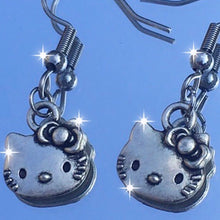Load image into Gallery viewer, Hello Kitty Earrings