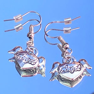 ANGEL HEART EARRINGS