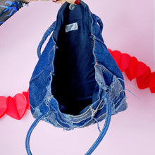 Load image into Gallery viewer, Y2K Denim Hand Bag