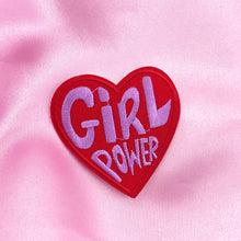 Load image into Gallery viewer, GIRL POWER Iron On Patch