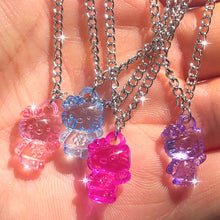 Load image into Gallery viewer, COLORFUL HELLO KITTY NECKLACE