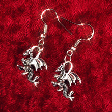 Load image into Gallery viewer, Dragon Earrings