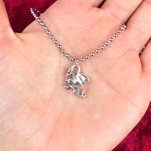 Dragon Ball Chain Necklace