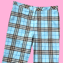 Load image into Gallery viewer, LATE 90s / EARLY 2000s PLAID PANTS