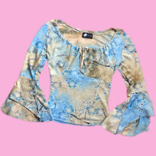 Load image into Gallery viewer, 90s VINTAGE FLORAL TOP