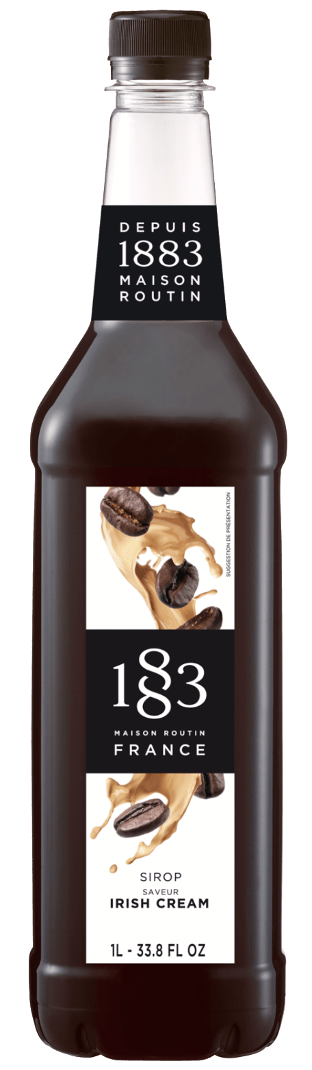 ROUTIN 1883 SYRUP - IRISH CREAM