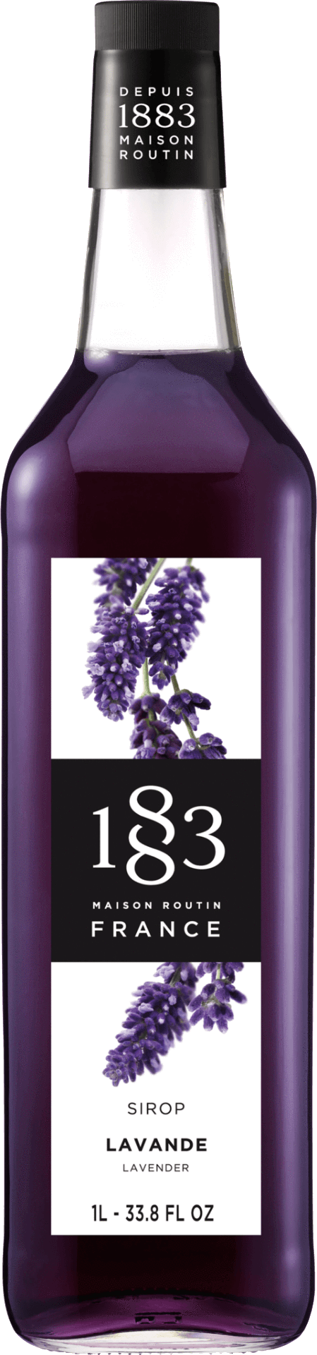 ROUTIN 1883 SYRUP - LAVENDER